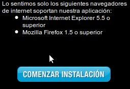 Linux no es una opción para tvolucion.com