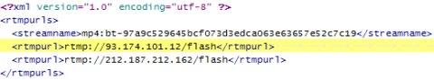 El último XML del proceso