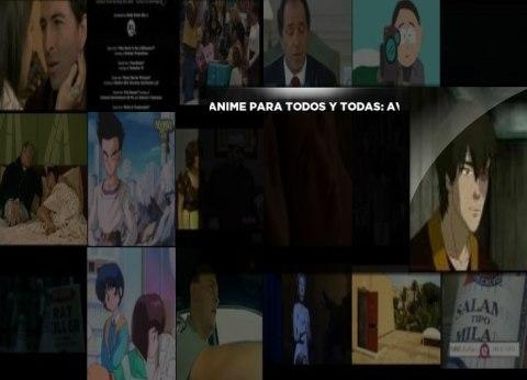 Mosaico de canales de Justin.tv en Mediastream
