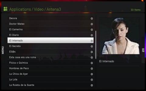 Programas de Antena 3