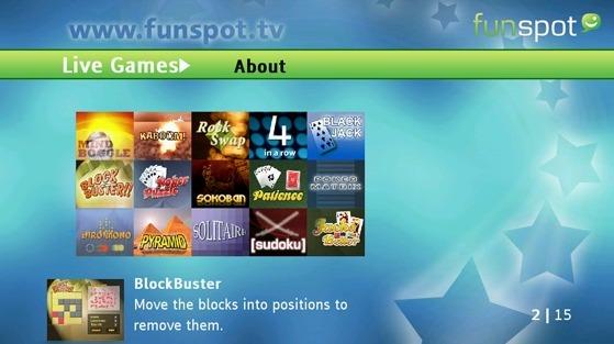 Juegos en funspot.tv