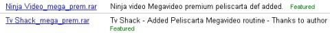 "Referencia a ""peliscarta"" por Megavideo Premium"