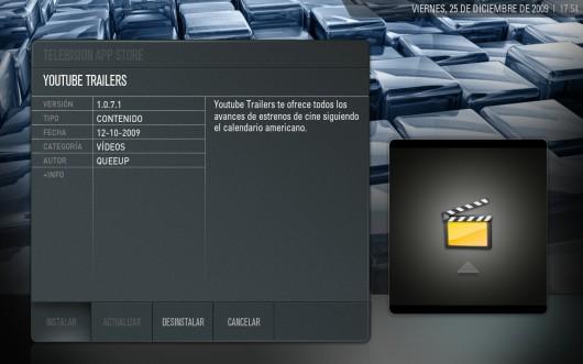 App Store de Telebision