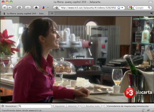 Cuando estés viendo el vídeo en TV3 copia la URL