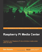 Libro Raspberry Pi Media Center por Sam Nazarko