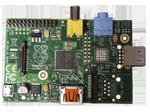 Placa Raspberry Pi modelo BPlaca Raspberry Pi modelo B