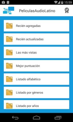 Novedades en pelisalacarta para Android-http://blog.tvalacarta.info/wp-content/uploads/2014/03/pelisalacarta-android-4005-2.jpg